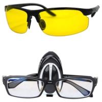 ModaCar Gece Sürüş Gözlüğü+Gözlük Tutucu Hediyeli 338828