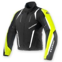 Clover AirBlade-2 Siyah/Neon Kadın Ceket