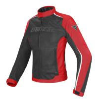 Dainese Hydra Flux D-Dry Kadın Kırmızı Ceket