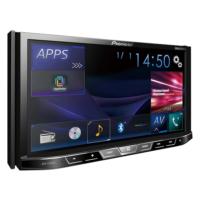 "Pioneer Avh-X595 Bt 7"" Dvdv, Usb, Sd, Bluetooth-Motorlu Ekran-İos-Android Telefon Ve Tablet Destekli"