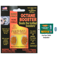 Dyno Tab Oktan Arttırıcı - 2 kullanım (Made in USA)