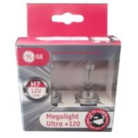 GE H7 Megalight Ultra 120 - Far Ampulu