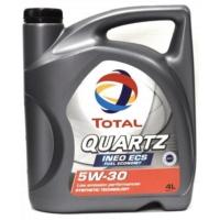 Total Quartz INEO ECS 5W-30 - 4 Litre