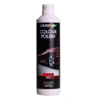 Motip Colour Polish Kırmızı Renkli Cila - 500 ml