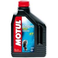 Motul Outboard Tech 4T 10W-40 - 1 litre