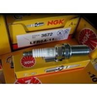 NGK 3672 LFR6A11 - 4 lü Buji Takımı