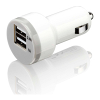 ModaCar 2 USB Çıkışlı Araç Şarj Soketi 102242