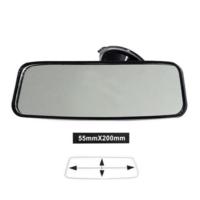 Oto İç Dikiz Ayna Vantuzlu 20cm
