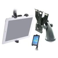 Oto Tablet Telefon Navigasyon Tutucu Geniş Tip Vantuzlu