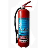 Mert Denizcilik/Marine (Sörvey) Sertifikalı 6 Kg ABC Tozlu Yangın Söndürme Tüpü