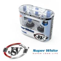 Jsv 9005 Süper Whıte Beyaz Işık Ampul 6500K