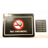 Kaydırmaz Pad Jel Yıkanabilir No Smoking Telefon Park 18cmx13cm