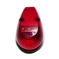 Mini Marker Lamba BK 43 12v Kırmızı