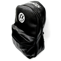 Simoni Racing VW Logo ve Yazılı Deri Sırt ve Bagaj Çantası 106272