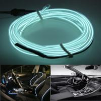 ModaCar Beyaz Araç İçine Neon Kablo 2 Metre 378814