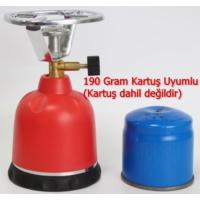 Kamping Gaz ANA GÖVDE OCAK 190 gr Kartuş Uyumlu 670028