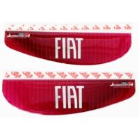 Simoni Racing Fiat Yazılı Dış Aynaya Yağmur Engelleyici 106291