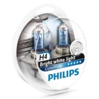 Crystal Vision Philips H4 Tip Ampül Seti 104812