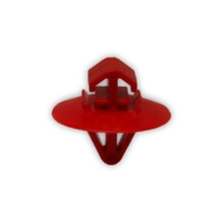 Starklips Klips Kaplama Kırmızı Opel Vivaro 5'Li Paket