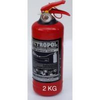 Metropol 2 Kg Abc Kuru Kimyevi Tozlu Sürekli Basınçlı Yangın Söndürme Cihazı