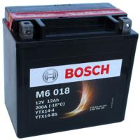 Bosch Akü Ytx14-4 Ytx14-Bs 12V 12Ah