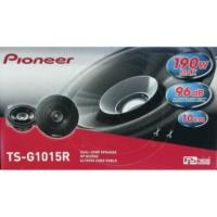 Pioneer Ts-1015 190 Watt Orjınal 96Db 10 Cm Kapı Hoparloru