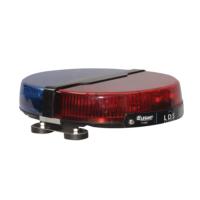 İleritrafik Mini Tepe Lambası Expert E-1134 Kırmızı-Mavi