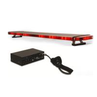 İleritrafik Sharp Tepe Lambası + SAC1100 Siren Anons Cihazı