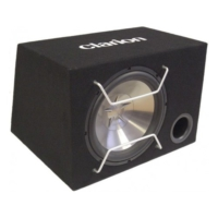 Clarion SW3013B Kutulu Subwoofer