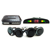 Park Sensörü Ekranlı Ses Açma Kapama Düğmeli