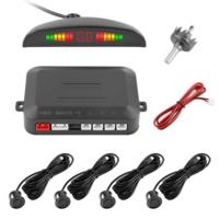 ModaCar Siyah Sensörlü Araç Park Sensörü 34c001