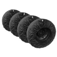 ModaCar 4lü 17 inç Lastiklere Koruyucu Yaz Kış ve Stepne İçin Kılıf 57c029