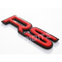 ModaCar 3 Boyutlu RS Logo 85A55514E
