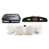 Fast Car Park Sensörü Ekranlı Beyaz