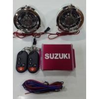 Motospartan Motosiklet Müzik Sistemi -Mp3 Çalar -Alarm -Usb Okuyucu -Radyo Rmg Mt138-Fd