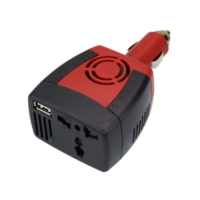 Electroon 12Volt 150Watt 220 Volt Çakmak İnverter Usb Çıkışlı