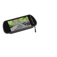 Space 7 inc Aynalı Monitör (Bluetooth)Kamera Usb MP4