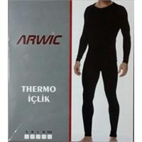 Arwic Isı Kontrollü Ten Uyumlu Dayanıklı Kumaş Thermo İçlik Takımı