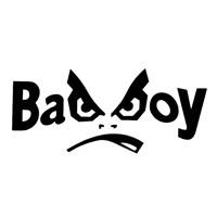 Z tech Bad Boy Stickerı 14 x 6 cm
