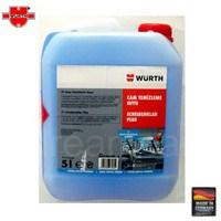 Würth Konsantre Cam Suyu Plus 5000 ml. Made in Germany 02332850