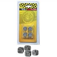 Dreamcar Krom Zar Sibop Kapağı 4'lü Set 8010103