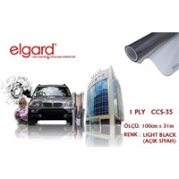 Elgard Açık Siyah Cam Filmi Ns-Ccs-35 (100Cmx31m)