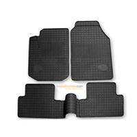 Renault Fluence Oto Paspas Seti 5 Parça Siyah