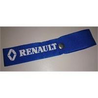 Renault Çıtçıtlı Tampon Çeki İpi Mavi 10 Lu