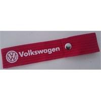 Volkswagen Çıtçıtlı Tampon Çeki İpi Kırmızı 10 Lu
