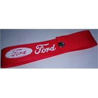 Ford Çıtçıtlı Tampon Çeki İpi Kırmızı