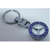 Mercedes Benz Metal Anahtarlık
