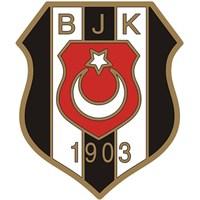 Bjk Sticker (Siyah) 10'Lu Paket