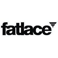 Fatlace Sticker (Siyah) 10'Lu Paket