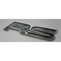 Rs Logo 9.0 X 2.5Cm Siyah